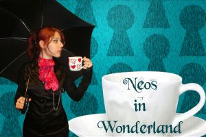 Neos in Wonderland by Neos-raven