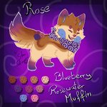 Rose - refsheet by StanHoneyThief