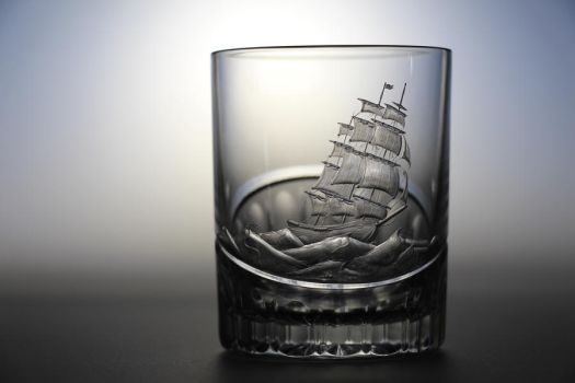 Sailor's glass 3 by Viczan