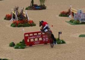 Olympics show-jumping 5 by TheManateePhotos