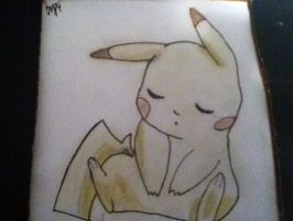 Cute Pikachu :3 by CaitGorillaz