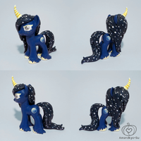 OC Custom - Solar Eclipse by Amandkyo-Su