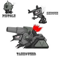 War Steel Pokemon by M60RPD