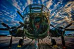 B-25 by richardwhisner
