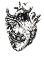 Biomechanical Heart by Bobbu