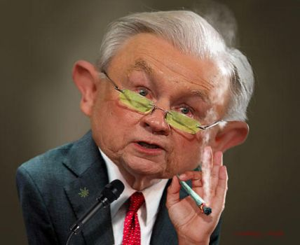 Attorney General Jeff Sessions on Marijuana by RodneyPike