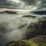 Fog in the Gorge by 5isalive