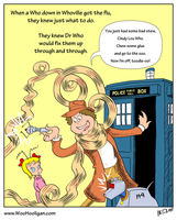 Dr Who by woohooligan
