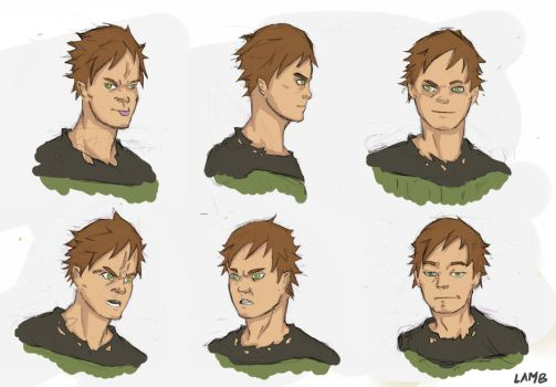 Expressions (kinda) Practice by Lamb-Charmer