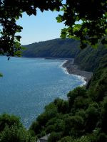 Clovelly Hill by detectivelyd