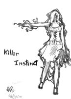 Killer instinct by SaegesserB