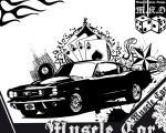 MKD Muscle Car by MassKreationDesign