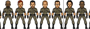 The Howling Commandos by Agent-257