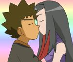 LuckShipping kiss by EloTheDreamgirl