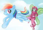 flying high by twistedCaliber