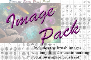 Space Brush Image Pack (.bmp) - Part 1 by JeffrettaLyn