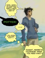 Harry Potter's Nice Dream by cewelman