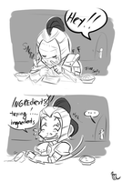 Trying the fire salts quality by Mikkynga