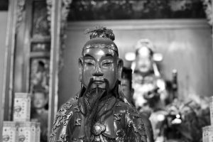 Confucius? by drewhoshkiw