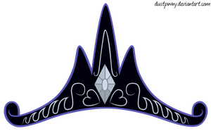 Princess Luna's New Crown - A Well Deserved Title by DustyPwny