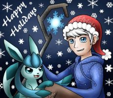 Jack Frost Pokemon Christmas by PokemonMasta