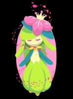 Lilligant by DemonicTriangle
