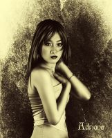 Color sepia by Adriana-Madrid