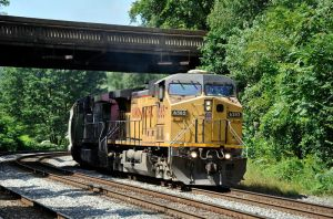 Union Pacific 6585 by jhg162