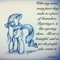All art is beautiful by AltoHearts