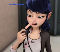 Miraculous Nose 1 by TheFelineAlchemist