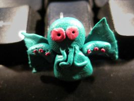 Mini Mister Cthulhu by Sigilien