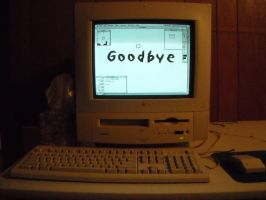 Steve Jobs Tribute-Goodbye by jettj12
