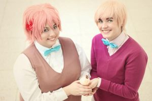 2P Hetalia: Twins by Time-Pirate