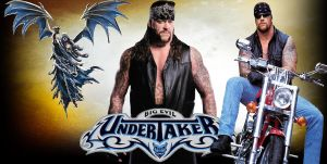 Undertaker by barrymk100