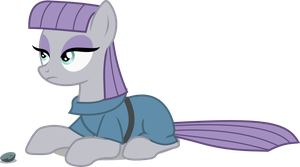 Maud and Boulder by seahawk270