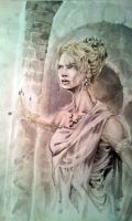 Roman lady by dreamflux1