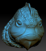 zbrush Rough by daft667