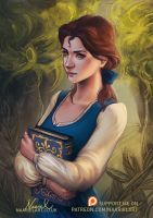 Belle the Beauty by Naariel