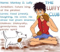 Luffy Club ID Contest by straw-hat