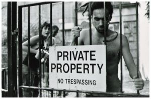 Private Property by ritarocha