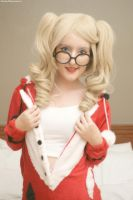 Harley Quinn: Coming Undone by HarleyTheSirenxoxo