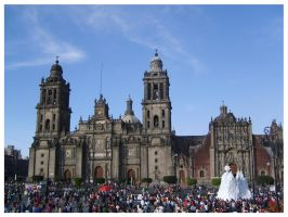 Mexico - Catedral by mclaranium