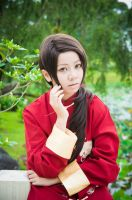 Hetalia Cosplay- Asia5: Morning~ by Rii-ki-AruxKol