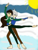 Jack Frost/Winter Potter for WolfRainRules 3 by SetoKibas-Kitten