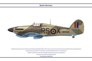 Hurricane GB 30 Sqn by WS-Clave
