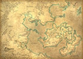 +MAP+ Pangaea: Successor States by HurricaneFoundry