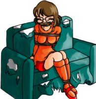 Velma Captured by bluerockman