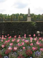 Garden of Luxembourg by lilfixit