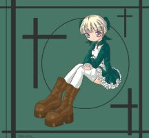 Alice form Shadow Hearts by Demon-Emily