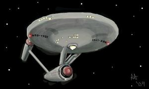 NCC-1701 by Miss-A-sketches